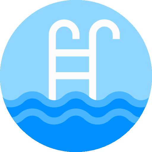 Koupaliště - ikona